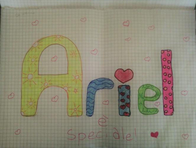 ariel special