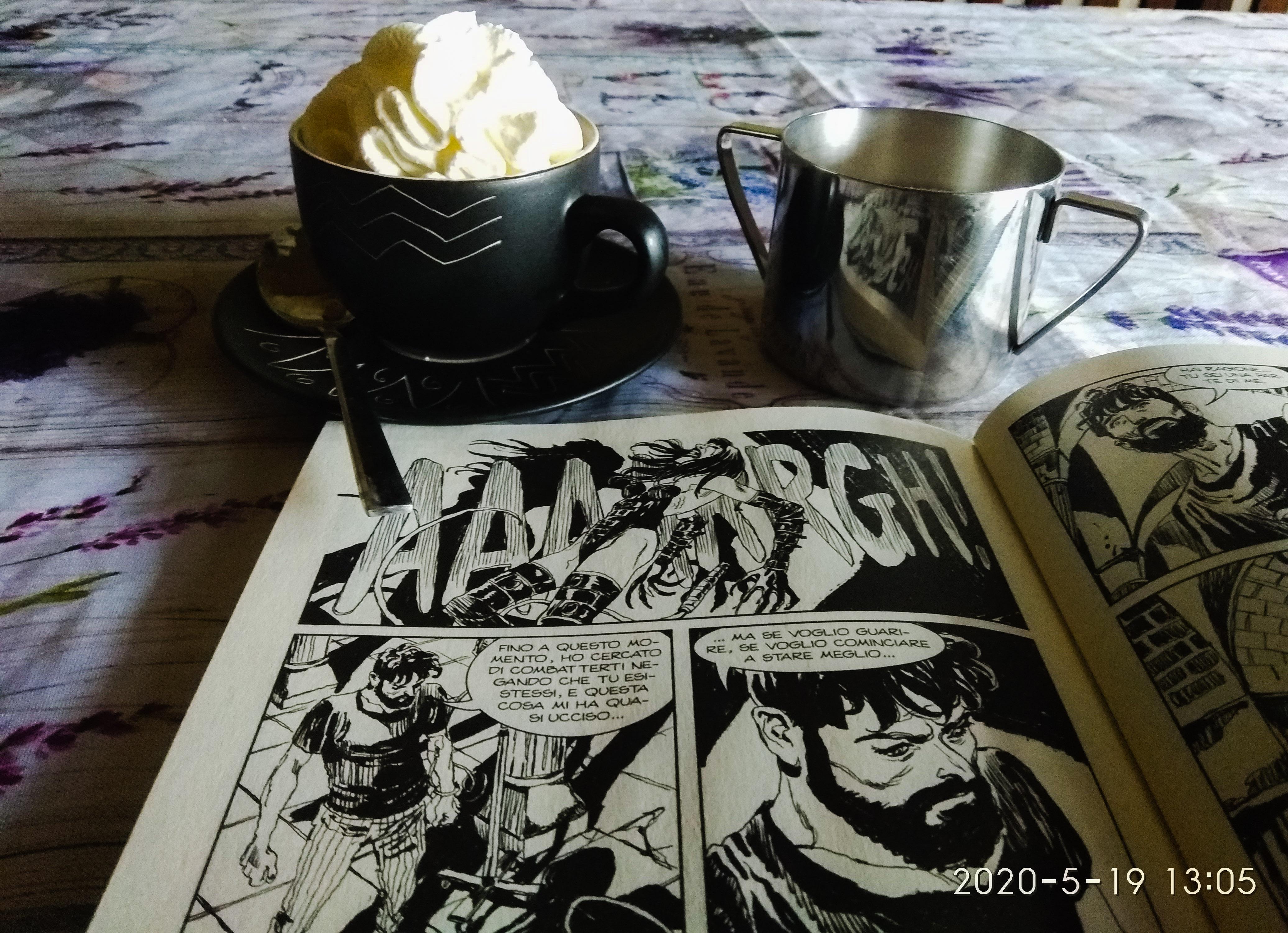 caffe e dylan